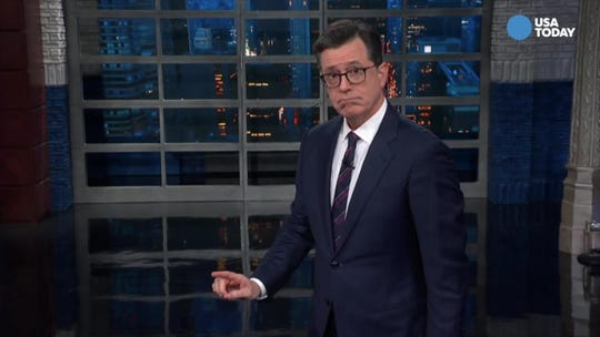 Colbert: Evidently Barr didn't read the Mueller report
