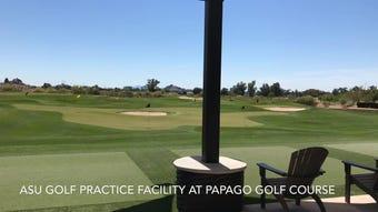 ASU men's golf ranked No. 2 going into PAC-12 Championship