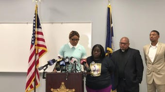 Speaking on behalf of Raniya's mother, attorney Margie Pizarro thanked law enforcement andrespectedtheir initial findings, but believedthere wasmore to investigate.
