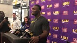 Former LSU, North Webster star Devin White has special bond with Greedy Williams