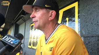 Rick Heller: 'Disappointing' Iowa couldn't complete Nebraska sweep