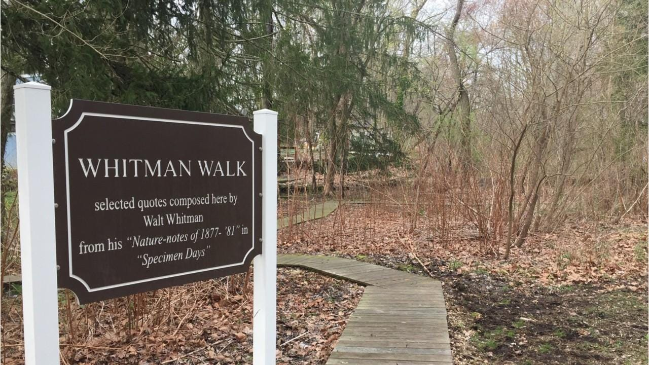 Whitman Walk, Laurel Springs, N.J.