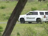 All six people aboard a small plane died Monday when it crashed while preparing to land in central Texas, authorities said. (April 22)