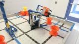 Zanesville's John McIntire Elementary School's robotics team is heading to the Worlds.