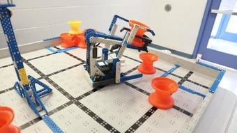 Zanesville's John McIntire Elementary School's robotics team is heading to the Worlds.
