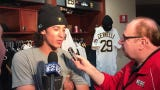 Mountain Pointe product Cole Tucker talks about the fun he's having right off the bat with the Pirates.