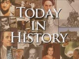 Highlights of this day in history: William Shakespeare born, dies 52 years later on same day; MLK Jr. assassinator James Earl Ray dies at age 70; Cesar Chavez dies at age 66; Hank Aaron begins climb to throne home run king. (April 23)