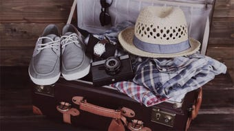 Most travelers have a tendency to over pack or under prepare for a long flight, resulting in two travel no-nos: bag fees and jet lag.