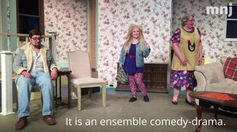 The ensemble comedy-drama will be performed at the Mansfield Playhouse the next two weekends.