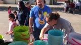 Deming Elks Lodge 2750 donates 500 Easter Baskets in Community-wide Easter Egg Hunt