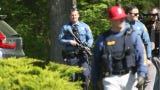 State police are searching the Glasgow area Wednesday morning for a man who escaped police custody.  4/24/19