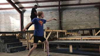 Southern Shakespeare Company brought in guest actor Marc Singer from 'Beastmaster' and guest choreographer Jason Tate for its May production.