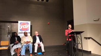 At Logos Academy April 23, 2019, the York Daily Record brought together a group to tell first-person stories about the city's 1969 racial unrest.