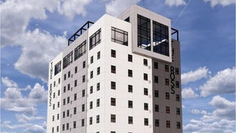 The Ross, a 12-story apartment complex  geared toward housing college students, is in the works for East Main Street in downtown Salisbury, Maryland.