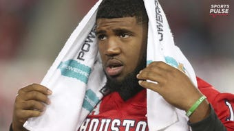 SportsPulse: Ed Oliver will likely go top ten tonight in the NFL Draft. Trysta Krick sits down with Oliver to discuss 'Jacketgate' and gets his reaction to one anonymous scout calling him a 'pain in the ass.'