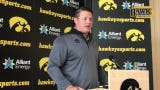 Iowa offensive coordinator Brian Ferentz thinks there could be some flexibility in how he uses freshmen Nico Ragaini and Tyrone Tracy Jr.