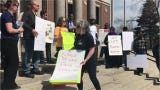 98% of Cold Spring plant workers surveyed said they had concerns about safety at work; 3 of 10 workers said they have sustained injuries at work.