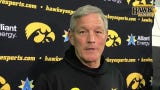 Iowa coach Kirk Ferentz provides a big-picture take after the final spring practice of 2019.