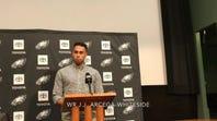 Eagles' 2nd-round picks on LeSean McCoy, Alshon Jeffery