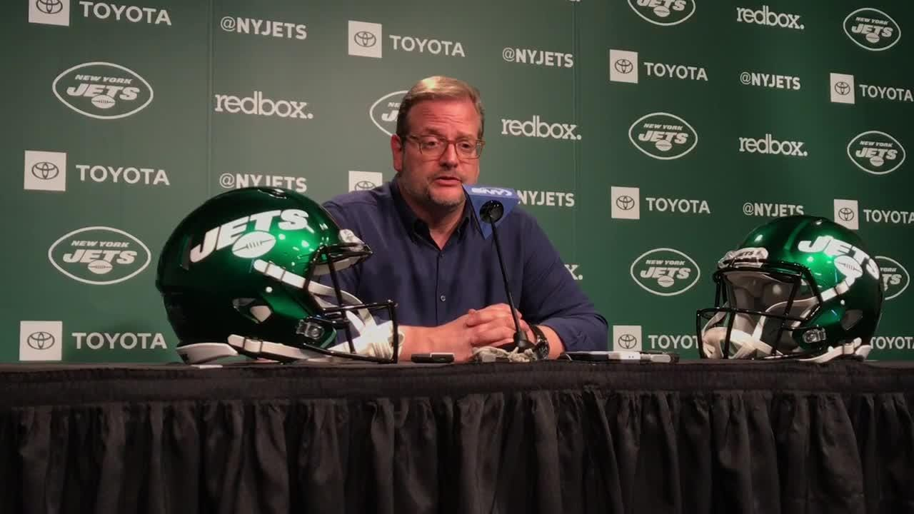 3586568d WATCH: Jets GM Mike Maccagnan evaluates the offseason