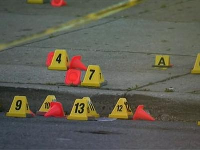 Baltimore Shootings Police Say 8 Shot 1 Killed At Cookouts
