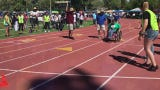 Nearly 1,000 students competed at the 2019 Tulare County Special Olympics on Friday, April 26, 2019.