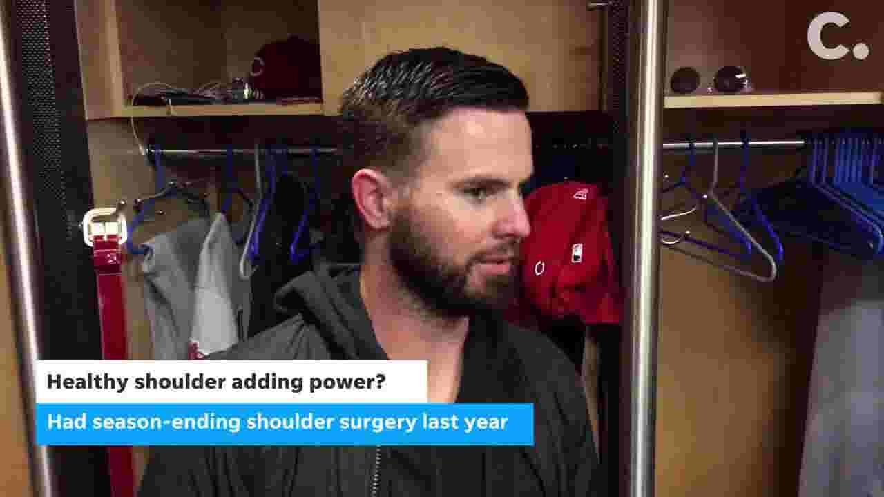 Trying to balance the bullpen's workload, Cincinnati Reds call-up Matt Bowman