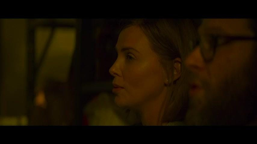 Rogen: Sex scenes are easier 'when it's funny'