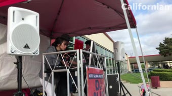 Mixing everything from Chic to Lil Nas X, Salinas students participated in the first districtwide DJ competition.