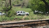 Virginia State Police investigate train fatality near Offliter Road.