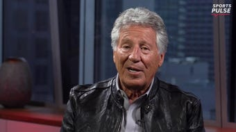 SportsPulse: Racing legend Mario Andretti looks back on one of the greatest accomplishments of his incredible career: winning the 1969 Indy 500.