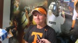 Tennessee softball's Cailin Hannon previews the Lady Vols' series against Texas A&M.
