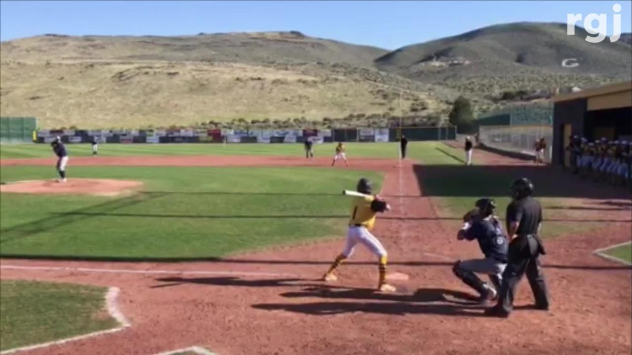 Baseball: Damonte Ranch sends defending champion Manogue to the losers bracket