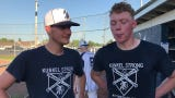 Adena High School baseball defeated Unioto 6-3 on Monday. Ethan Kunkel and Caleb Foglesong discussed the win here.