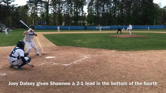 Shawnee baseball beat Highland 3-2 in the first round of the Diamond Classic on Tuesday