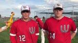 Westfall High School baseball won its first SVC title since 2010 on Tuesday. Luke Blackburn and Eric Corzatt discussed the accomplishment here.
