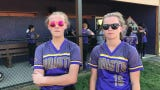 Unioto High School softball won its first sectional title since 2015 on Wednesday. Carissa Wheeler and Jayla Campbell discussed the win.