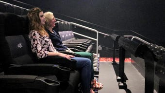 Reporter Lisa Conley heads to the movies to give you an firsthand look at Regal's new 4DX experience. The episode debuts Friday, May 10.