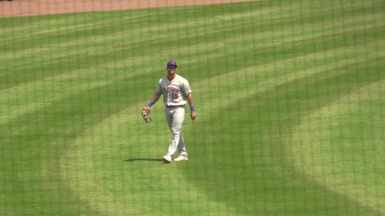 Tim Tebow belted his first home run in Class AAA and then got silent treatment in dugout