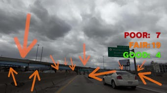 An investigation of bridges along I-94 in Detroit reveals a host of problems.