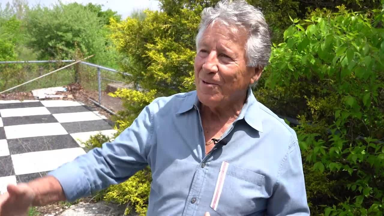 Here's how you can attend a free screening of new Mario Andretti documentary