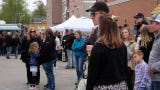 Scenes from the Eat Healthy, Eat Local Festival in St. Johns