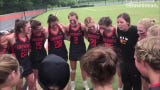 Ensworth defeated Harpeth Hall 11-8 in the Tennessee high school lacrosse private school state championship.