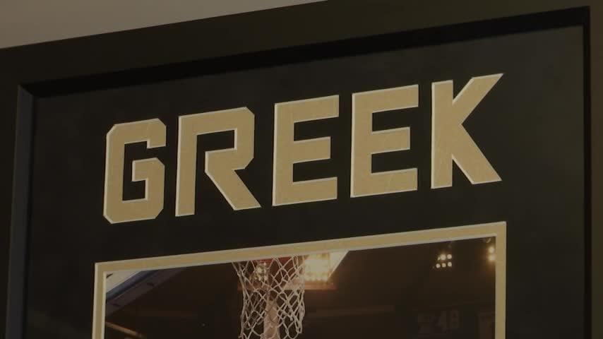 Milwaukee Greeks rally behind Bucks' Antetokounmpo