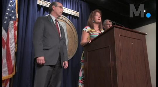 Abortion rights groups sue to block Alabama's near-total ban