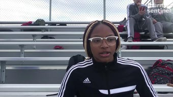 The Generals junior talks about how she feels about her performance heading into the WIAA regional Monday.