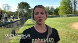 The Franklin D. Roosevelt High School softball team improved to 14-2 Wednesday, following a 10-0 win over Wallkill.