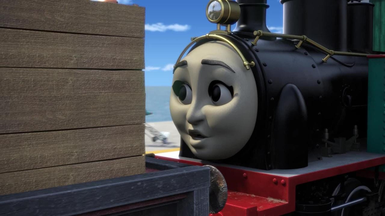 "Exclusive: A look at ""Thomas & Friends"" premiere episode"