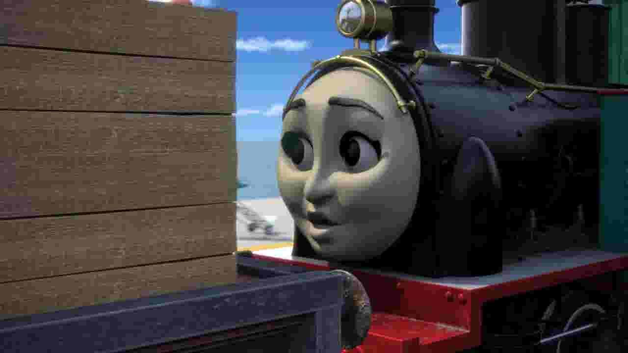 Exclusive Clip Thomas Friends Premiere Episode