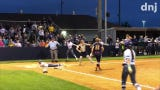Highlights of Blackman's 6-5, 10-inning win over Siegel in the Region 4-AAA softball championship game.
